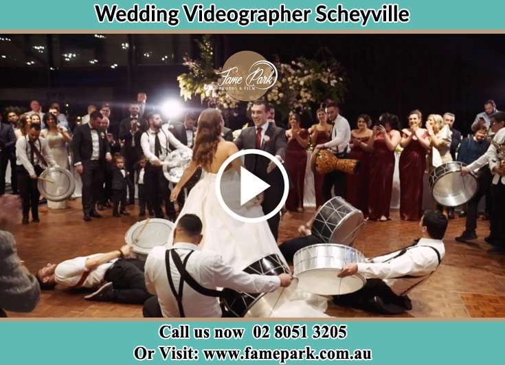 The new couples dancing with the musicians Scheyville NSW 2756