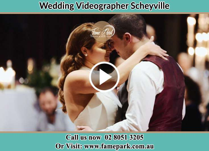 The new couples dancing on the dance floor Scheyville NSW 2756