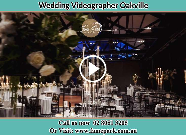 The wedding reception Oakville NSW 2765